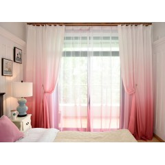 Ombre Curtain Set
