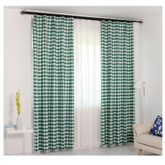 Classic Gingham Curtains