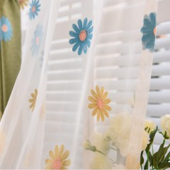 Daisy Curtain Set