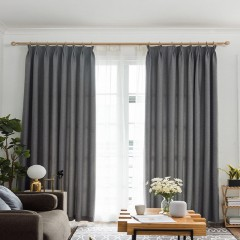Solid Blackout Drapes